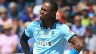 England's Jofra Archer loses his ICC World cup 2019 medal