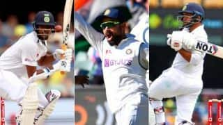 Virat Kohli: I was watching Washington sundar, Shardul Thakur on mobile while going for doctors appointment for anushka sharma