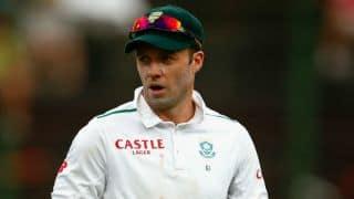 Pat Symcox backs AB de Villiers' decision to step down as Test captain