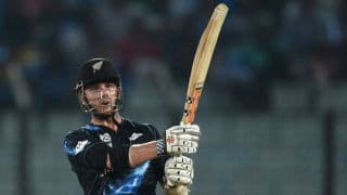 Pakistan vs New Zealand, 4th ODI at Abu Dhabi: New Zealand lose Ross Taylor just after Kane Williamson's 50