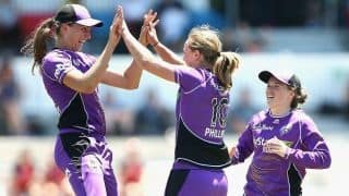 Dream11 Team Hobart Hurricanes vs Melbourne Stars Women's Big Bash League 2019 – Cricket Prediction Tips For Today's T20 Match 3 HB-W vs MS-W at Junction Oval, Melbourne