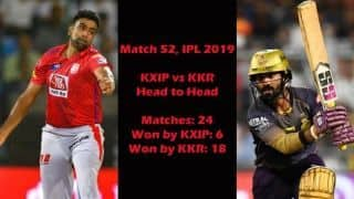Today's Best Pick 11 for Dream11, My Team11 and Dotball – Here are the best pick for Today's match between KXIP and KKR at 8pm