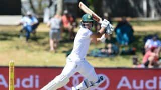 ऑस्ट्रेलिया के खिलाफ चौथे टेस्ट में मार्कराम के शतक से मजबूत स्थिति में पहुंचा दक्षिण अफ्रीका