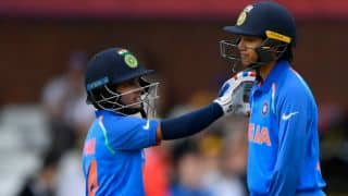 Mithali Raj credits Smriti Mandhana, Poonam Raut for India's success vs England