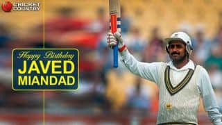 Javed Miandad: 20 facts about the Pakistani cricketing legend
