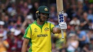 Smith fifty, Coulter-Nile career-best lift Australia to 288 against West Indies