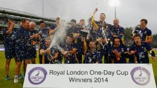 Durham 'Breese' to final win over Warwickshire in county One-Day Cup