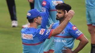IPL 2019, DC vs MI: Delhi Capitals' skipper Shreyas Iyer hit on right arm ahead of Mumbai Indians clash at Kotla