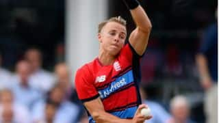 Tom Curran expresses his desire and need for speed