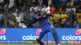VIDEO: हार्दिक पांड्या ने बल्ले के साथ-साथ गेंदबाजी में दिखाया कमाल, 40 रन से हारी दिल्ली