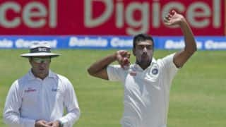 Ashwin becomes 3rd player to score 100 & take 7-for in a Test