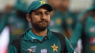 Pakistan captain Sarfraz Ahmed praised as coach Irfan Ansari gets 10-year ban