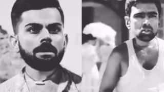 VIDEO: When Kohli played 'Bhuvan', Ashwin 'Kachra' in Lagaan 2.0