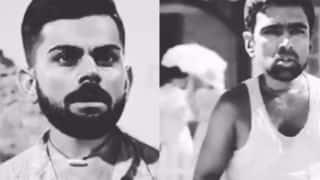 VIDEO: When Virat Kohli played 'Bhuvan', Ravichandran Ashwin 'Kachra' in Lagaan 2.0
