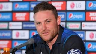New Zealand to field unchanged side in ICC Cricket World Cup 2015 Final against Australia