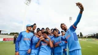 विश्व कप विजेता अंडर-19 टीम के सभी खिलाड़ियों को 30 लाख रुपए का इनाम देगी बीसीसीआई