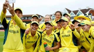ICC Women's World Cup 2017: Australia's convincing 59-run victory over South Africa sets up date with India in semi-final
