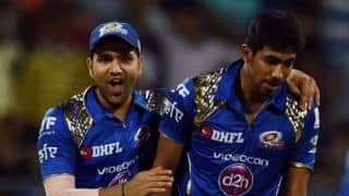 Rohit: Bumrah's Test call-up a lesson for youngsters