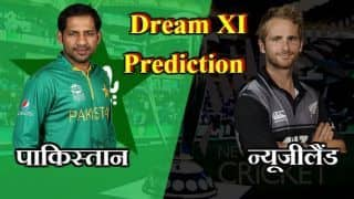 Dream11 Prediction: NZ vs PAK, Cricket World cup 2019, Match 33 Team Best Players to Pick for Today's Match between West Indies and Pakistan at 3 PM