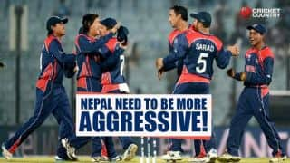 Nepal need to play aggressive cricket in order to be successful during ICC World T20 Qualifiers