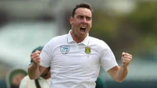 Kyle Abbott: South Africa never thought of bowling Australia out in a session