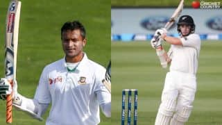 Shakib and Latham attain career-best spots in ICC Test Rankings