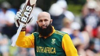 Hashim Amla completes 100 ODIs for South Africa