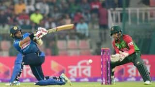 निदास ट्रॉफी 2018, तीसरा टी20: श्रीलंका के खिलाफ टॉस जीतकर पहले गेंदबाजी करेगा बांग्लादेश