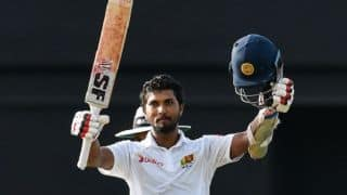 Sri Lanka announce squad for South Africa Tests, Dinesh Chandimal back as captain