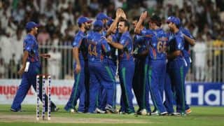 ICC Under-19 World Cup 2014: Afghanistan shock Australia by 36 runs