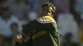 World Cup Countdown: When Shoaib Akhtar broke the 100-mph barrier