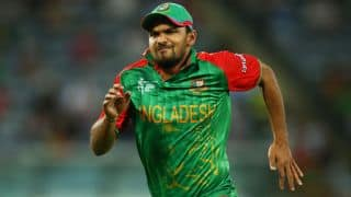 ICC World T20 2016: Mashrafe Mortaza hints on retiring at the end of tournament