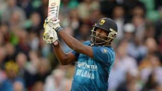 Thisara Perera named Sri Lanka's captain for T20Is against Pakistan