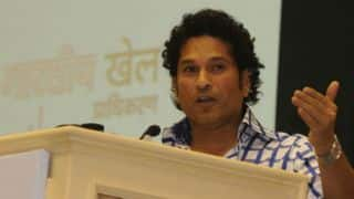 Sachin Tendulkar says great honour to be inducted into Bradman Hall of Fame