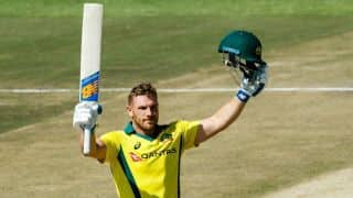 White-ball basher Aaron Finch to rely on natural instinct as Test dream takes shape