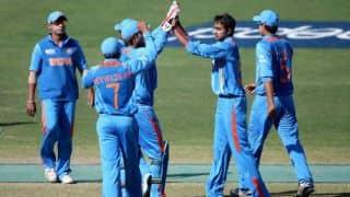 India post 291/7 vs Sri Lanka in U19 World Cup playoff