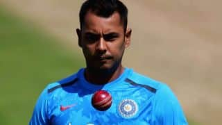 Stuart Binny to replace injured Varun Aaron for 2nd and 3rd ODIs against Sri Lanka