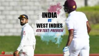 India vs West Indies 4th Test Preview & Predictions: Virat Kohli's No. 1 India look to stamp authority