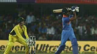 India vs Australia 2017: Hardik Pandya's father feels his son will hit six sixes in an over soon