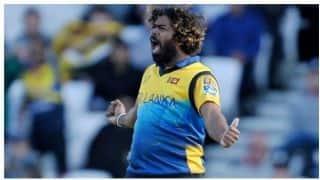 वर्ल्ड कप में सबसे तेज 50 विकेट लेने वाले गेंदबाज बने मलिंगा