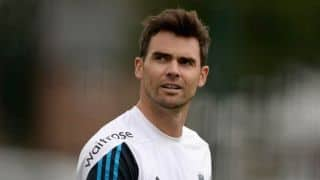 James Anderson likely to be fit for India-England ODI