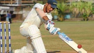 युवा बल्लेबाज सागर मिश्रा ने लगाए 6 गेंदों मेें 6 छक्के