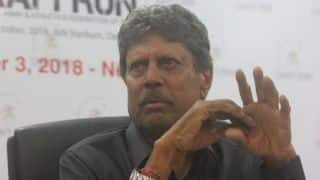 Dependency on one player won't win you series: Kapil Dev