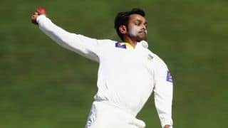 Mohammad Hafeez set to resume bowling for Pakistan with remodeled action