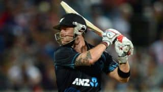 ICC World T20 2014: New Zealand win toss and elect to bat against Pakistan at Mirpur