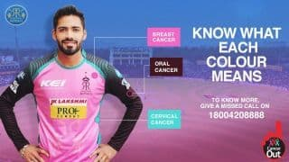 IPL 2018: When RR coloured Sawai Mansingh Stadium pink