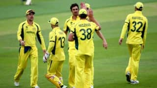 ICC Champions Trophy 2017: Australia are tough prospect, no matter the context of the match