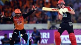 IPL 2018: RCB vs SRH, Match 51 at Bengaluru: Preview, Predictions and Likely XIs