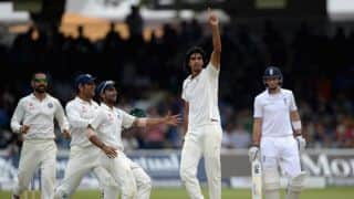 India vs England, 2nd Test at Lord's: Ishant Sharma's brilliant spell