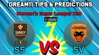 Dream11 Team Surrey Stars vs Southern Vipers, Women's Super League T20 – Cricket Prediction Tips For Today's match SS vs SV at Arundel Castle, Arundel